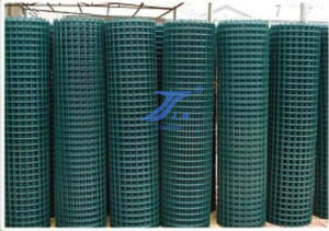 "1"" Aperture PVC Coated Welded Building Wire Mesh (TS-WM20) pictures & photos"
