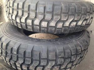 Iveco Military Tire 255/85r16, SUV Car Tire, Semi Radial Tire pictures & photos