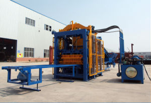 Qt4-15 Full Automatic Hydraulic Block Production Line with German Technology pictures & photos