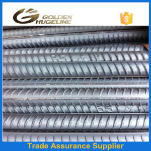 20mm Ribbed Reinforced Steel Bar pictures & photos