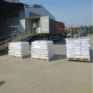 Melamine Coated Ammonium Polyphosphate for PP Compound pictures & photos
