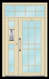 Stairway Stainless Steel Door (XY-7023)