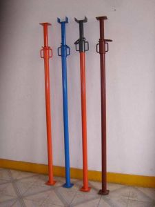 Adjustable Steel Prop Scaffolding for Building Material pictures & photos