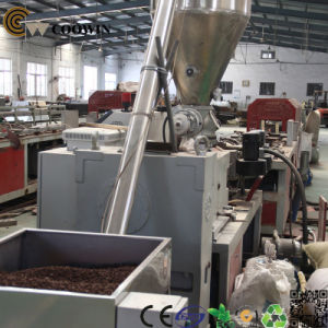 Best Selling PE PP PVC WPC Profile Extrusion Line pictures & photos