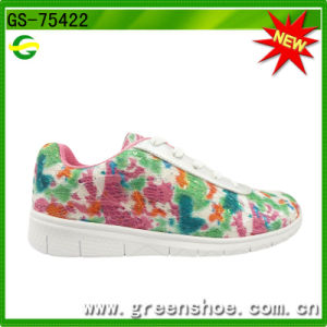Hot Seller Women Fashion Casual Sports Running Shoes pictures & photos