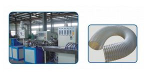 PVC Spiral Strengthened Hose Extrusion/Production Line pictures & photos