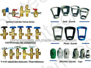 Convenient Gas Cylinder Valve Guards (Gas Cylinder Handles) pictures & photos