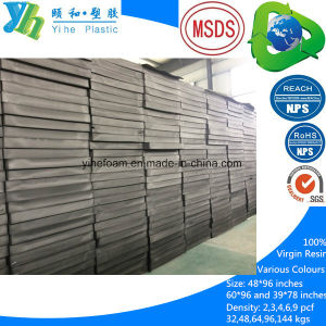 Close Cell EVA Foam Sheet with Single Side Adhesive pictures & photos