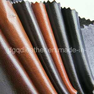 Top Sell Furniture Semi-PU Leather (QDL-FS038) pictures & photos