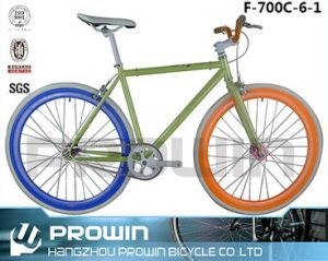 700c Fixed Gear Bicycle (F-700C-6-1)