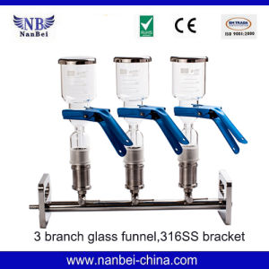 Microbe Filtering System 3 Branch Manifold pictures & photos