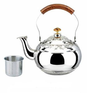 Stainless Steel Tea Kettle & Teapot pictures & photos