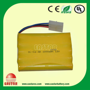 12V NiCd Battery Pack 1000mAh AA pictures & photos
