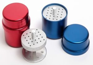 28 Holes Bur and Reamer Disinfection Box (B019) pictures & photos