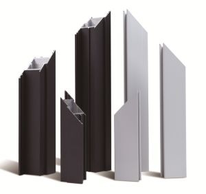 Aluminium Extruded Aluminum Window Door Profile Sections pictures & photos