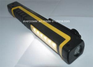 7PCS Pocket 2magnet Clip Pen Inspection LED Work Light (WL-1037)