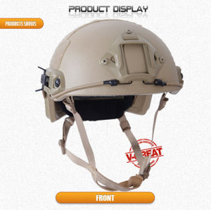 Fast Ballistic Helmet Khaki pictures & photos