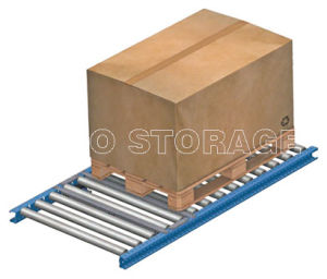 Pallet Flow Rack Designed Suitable for Any Pallet Sizes pictures & photos