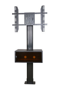 Public TV Floor Stand Floor Mount Base Landscape & Portrait (AVB 106E) pictures & photos