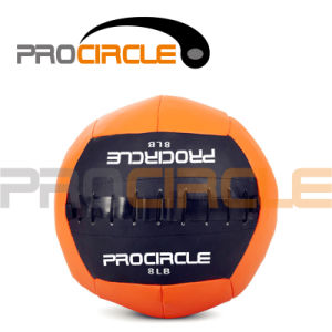 Top Grade PU Leather Crossfit Wall Ball (PC-MB1036-1045) pictures & photos