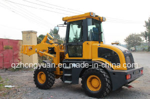 1.6ton Wheel Loader Zl16f with Ce Certificate pictures & photos