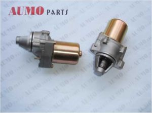 Starter Motor for D1e41qmb Engine Parts pictures & photos