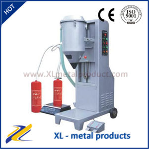 Fire Extinguisher Dry Chemical Powder Filling Machine pictures & photos
