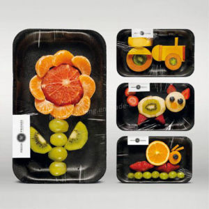 Pet Custom Plastic Tray for Food Packing pictures & photos