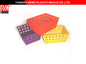 Plastic Kitchen Storage Basket Mould pictures & photos