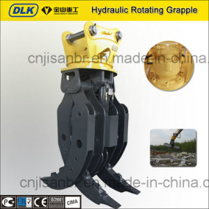 Excavator Hydraulic Grapple for 30 Ton Excavator pictures & photos