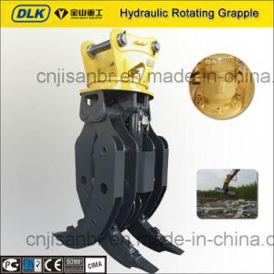 Excavator Hydraulic Grapple for 30 Ton Excavator pictures & photos