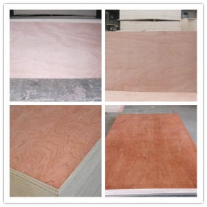 2mm - 25mm Okoume/ Bintangor/Birch Commercial Plywood for Furniture pictures & photos