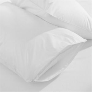 Polycotton 50/50 Quilted Waterproof Pillow/Pillow Protector