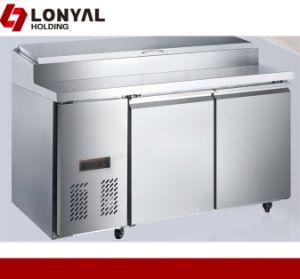 Pizza Freezer, Freezer for Western Restaurant (LY-PS18L2)