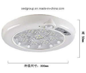 7W Sound Control LED Corridor Light with Fire Emergency pictures & photos