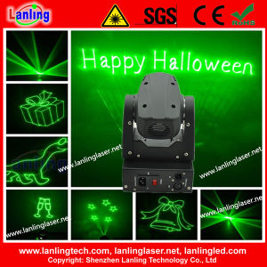 50MW Mini Moving-Head Green Laser Show Ilda pictures & photos