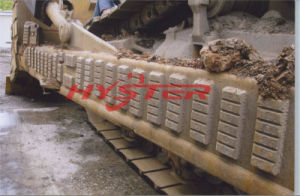 Chrome Carbide Chockybar Chockblock for Excavator Bucket Wear Attachment (ISO9000) pictures & photos