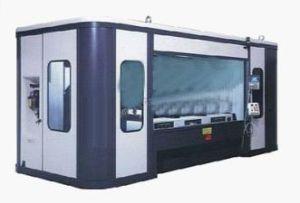 Horizontal Cutting Dies Electro Etching Machine