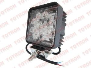 """LED Work Light 4"""" 27W 9-32V Square (T1027S) pictures & photos"""