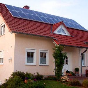 Hye Solar Power Grid-Tied System (HY-SP1k)