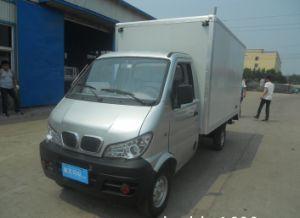 1.5 Ton Van Style Mini-Truck with Hybrid Power
