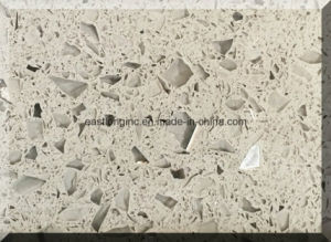 White Color Granite Color Stone Double Vanity Tops pictures & photos