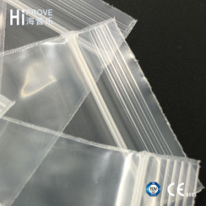 Ht-0889 PP Resealable Tape Bags Self Seal Plastic pictures & photos