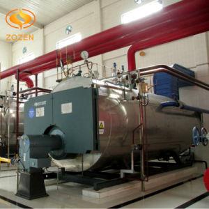 4t/H Light Oil Fired Smoke Tube Steam Boiler