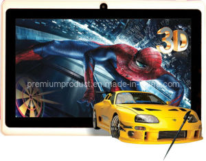 Newest Naked-Eye 3G Calling 3D Android Tablet with Dual or Quad Core