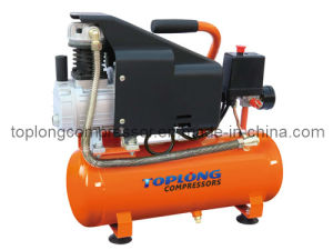 Mini Piston Direct Driven Portable Air Compressor Pump (H-1009) pictures & photos