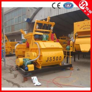 Js500 Concrete Mixer Machine Price for Sale pictures & photos