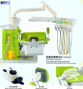 New Design Ce Approved Dental Equipment of Dental Chair pictures & photos