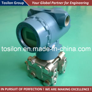Differential Pressure Type Manifold Water Pressure Transmitter 4-20mA Hart pictures & photos