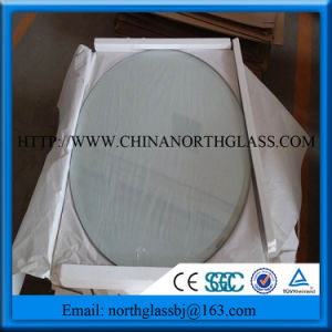 8mm Clear Tempered Glass Round Shape Glass pictures & photos